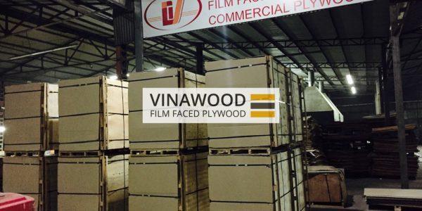 Cốp pha phủ phim VINAWOOD - VINAWOOD