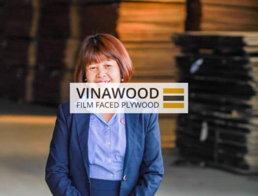 Cốp pha phủ phim VINAWOOD - Nhân viên công ty