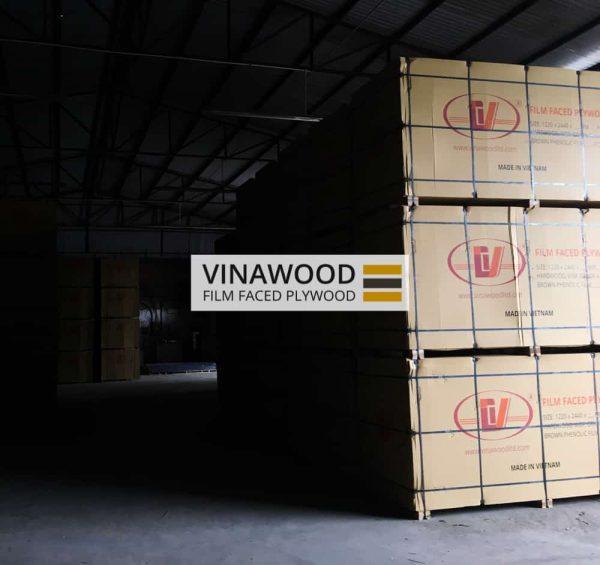 Cốp pha phủ phim VINAWOOD - Đóng gói