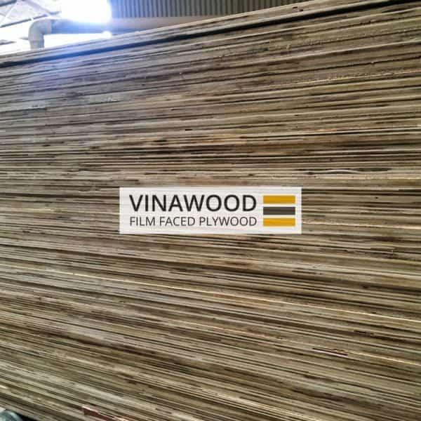 Cốp pha phủ phim VINAWOOD - Hình ảnh nhà máy