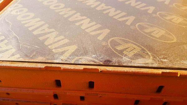 Cốp pha phủ phim VINAWOOD - Ứng dụng sản phẩm